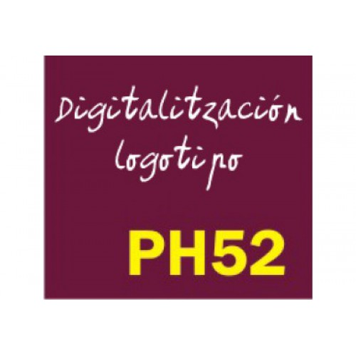 Digitalización logotipo